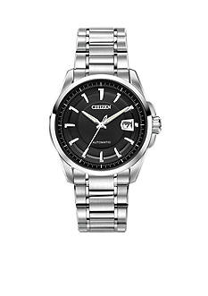 Citizen Signature Men's Mechanical Grand Classic with Anti-Reflective Sapphire Crystal Watch
