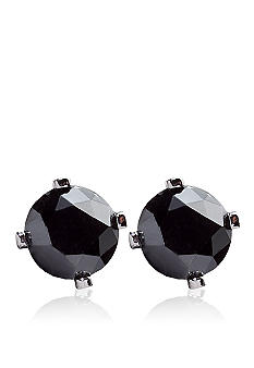 Belk & Co. 1/2 ct. t.w. Black Diamond Stud Earrings