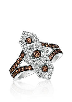 Le Vian Vintage Chocolate Diamond Ring