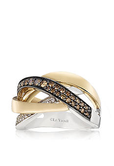 Le Vian Chocolate Diamond Gladiator Ring