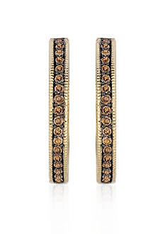 Le Vian Chocolate Diamond® Earrings in 14k Honey Gold™