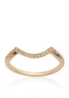 Le Vian Vanilla Diamond® Wedding Band in 14k Honey Gold™ - Belk Exclusive