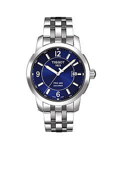 Tissot Men's Blue Quartz Sport Watch
