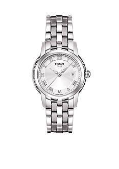 Tissot Ballade lll Women's Silver Quartz Classic Watch