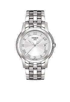Tissot Silver Quartz Stainless Steel Watch