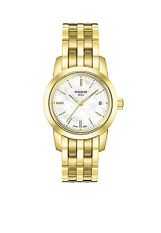 Tissot Classic Dream Women's White Quartz Classic Watch