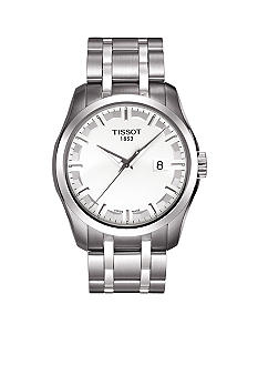 Tissot Tissot Couturier Men's Silver Quartz Stainless Steel Watch