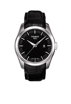 Tissot Couturier Men's Black Trend Watch
