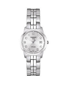 Tissot Women's Silver Quartz Stainless Steel Watch