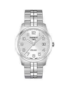 Tissot Men's Silver Quartz Classic Watch