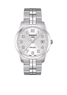 Tissot Men's Silver-Tone Quartz Classic Watch