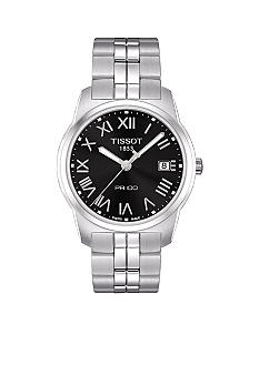 Tissot Men's Black Quartz Classic Watch