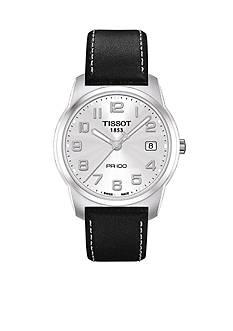 Tissot PR 100 Men's Silver Quartz Classic Watch