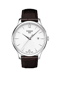 Tissot Tradition Men's Silver Quartz Classic watch