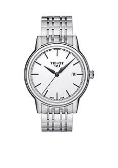 Tissot Men's Carson Stainless Steel Watch