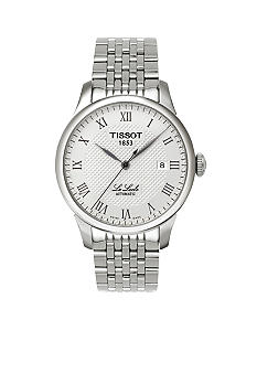 Tissot Le Locle Men's Silver Automatic Classic Watch