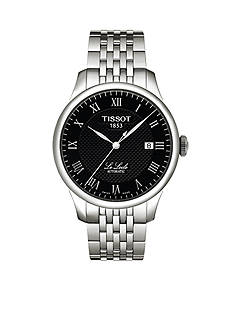 Tissot Le Locle Men's Black Automatic Classic Watch