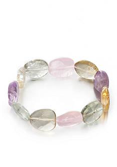 Belk & Co. Multi Color Quartz Bracelet