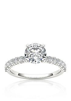 Belk & Co. 1 ct. t.w. Round White Diamond Engagement Ring in 14k White Gold
