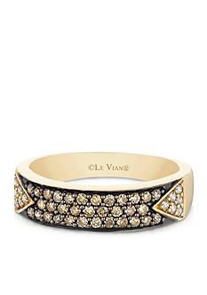 Le Vian Chocolatier Diamond Ring Set in 14k Honey Gold