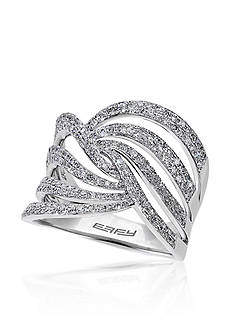 Effy Diamond Band in 14k White Gold