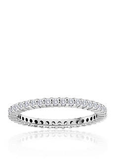 Belk & Co. 0.53 ct. t.w. Diamond Eternity Band in 18k White Gold