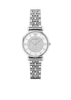 Emporio Armani Women's Two Hand Stainless Steel Watch