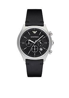 Emporio Armani Men's Zeta Chronograph Watch
