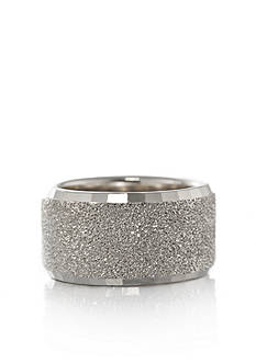 Belk & Co. Sterling Silver Sparkle Ring