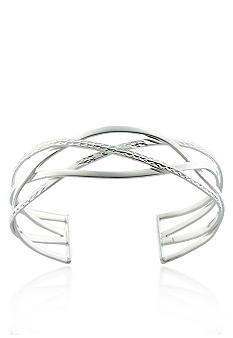Belk & Co. Sterling Silver Cuff