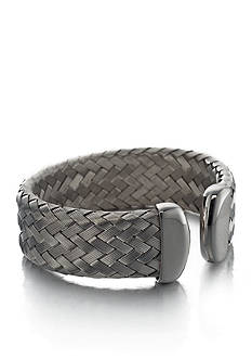 The Fifth Season by Roberto Coin Sterling Silver Small Woven Cuff