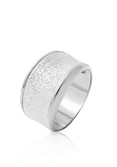 Charles Garnier Sterling Silver Ring
