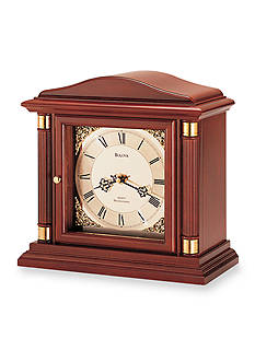 Bulova Bramley Chiming Mantel Clock
