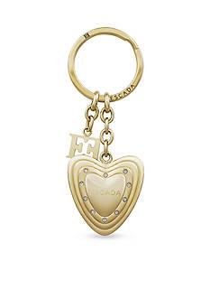Escada Gold Plated Heart Shaped Charm