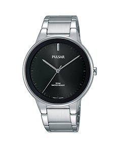 Pulsar Men's Stainless Steel Watch