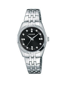 Pulsar Women's Stainless Steel Watch