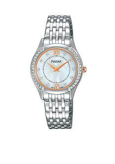 Pulsar Women's Two-Tone Watch