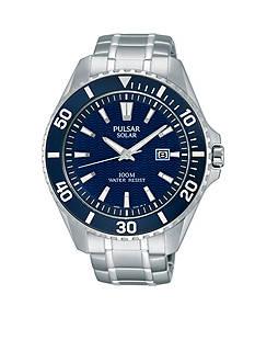 Seiko Men's Solar Sport Watch