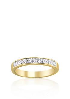 Belk & Co. 1 ct. t.w. Diamond Wedding Band in 14k Yellow Gold