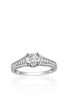 Belk & Co. 1 ct. t.w. Diamond Engagement Ring in 14k White Gold