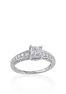 Belk & Co. 1 ct. t.w. Diamond Engagement Ring in 14k White Gold