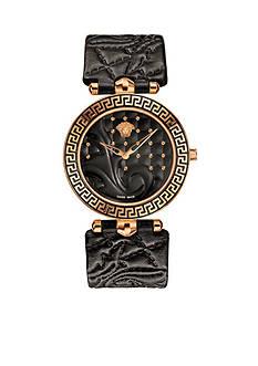 Versace Women's Vanitas Black Watch