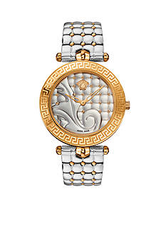 Versace Women's Vanitas Two-Tone Watch