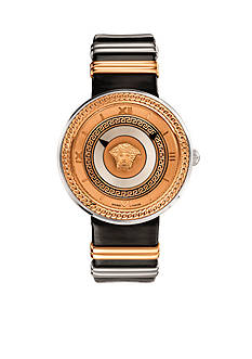 Versace Icon Two-Tone Watch