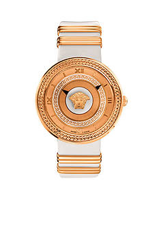 Versace Medusa Gold-Tone Watch