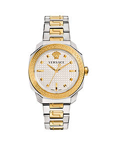 Versace Women's Dylos Two-Tone Watch