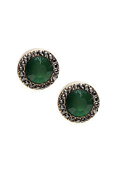 R.J. Graziano Circular Post Earrings