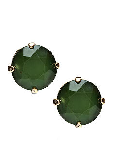 R.J. Graziano Tourmaline Stone Stud Earrings