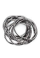 R.J. Graziano Set of 10 Stretch Bracelets