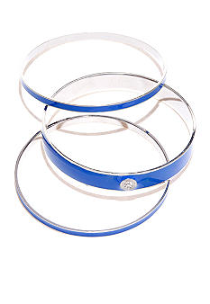 R.J. Graziano Thin 3 Piece Bangle Set